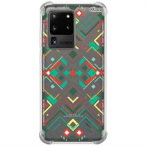 Capa p/ galaxy s20 ultra (0245) abstrato - Quarkcase