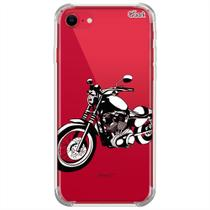 Capa p/ iphone se 2020 (0104) moto radical - Quarkcase