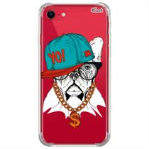 Capa p/ iphone se 2020 (0244) yo! rap - Quarkcase