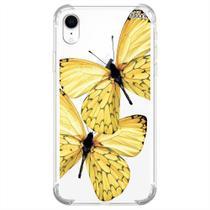 Capa p/ iphone xr (0183) borboleta 4 - Quarkcase