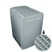 Capa p/ maquina de lavar glamour 10 a 11,5 kg - consul - Biazon Decor