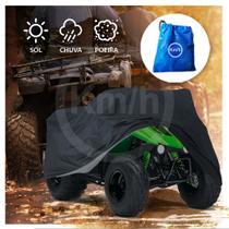 Capa P/ Quadriciclo material resistente - Club Farm