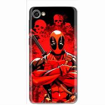 Capa para Alcatel A5 LED Deadpool 01 - Quero case