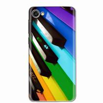 Capa para Alcatel A5 LED Piano Art 02