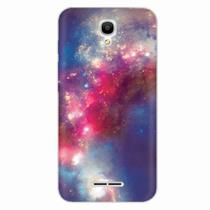 Capa para Alcatel Pop 4 5.0 Galaxy Supernova - Quero case