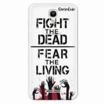 Capa para Alcatel Pop 4 5.0 Walking Dead - Fight The Dead - Quero case