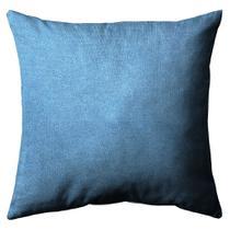 Capa para Almofada 42x42Cm Azul N214856-8 - Ztg -