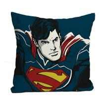 Capa para Almofada Superman 45 x 45 Cm - Urban