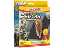Capa para Banco Automotivo Universal Impermeável - Luxcar PetCar Preto
