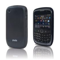 Capa para Blackberry Curve 8500 e 9300 Youts Procase Air Preto -