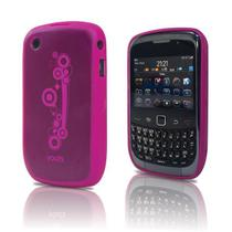Capa para Blackberry Curve 8500 e 9300 Youts Procase Air Rosa -
