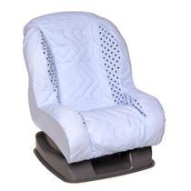 Capa Para Cadeirinha de Carro Azul 01 Peça - Happy Baby