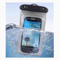 Capa Para Celular e Smartphone a Prova de Água - Amarelo - Webstore