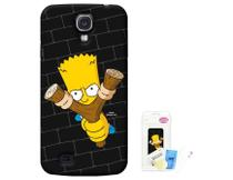Capa para Celular Iwill Galaxy S4, The Simpsons Bart, BART-S402