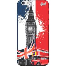 Capa para Celular LG K10 Power - Spark Cases - Big Ben London