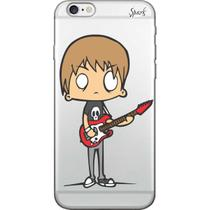 Capa para Celular LG K10 Power - Spark Cases - Boy Guitar