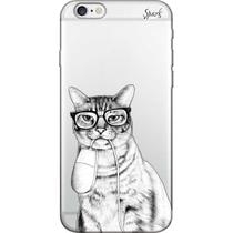 Capa para Celular LG K10 Power - Spark Cases - Gato