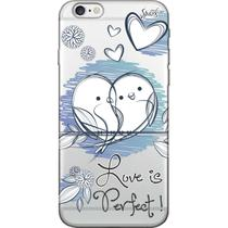 Capa para Celular LG K10 Power - Spark Cases - Love Is Perfect