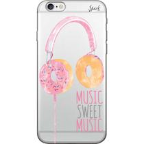 Capa para Celular LG K10 Power - Spark Cases - Music Sweet Music