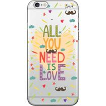 Capa para Celular Motorola Moto C - Spark Cases - All You Need is Love