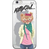 Capa para Celular Motorola Moto E4 - Spark Cases - Kitty Girl