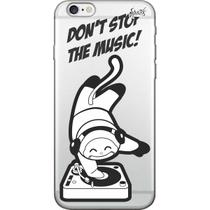 Capa para Celular Motorola Moto E5 Plus - Spark Cases - Dont Stop the Music