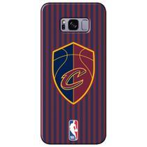 Capa para Celular NBA - Samsung Galaxy S8 G950 - Clevelad Cavaliers - E06 -