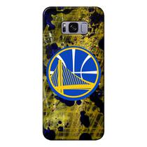 Capa para Celular NBA - Samsung Galaxy S8 G950 - Golden State Warriors - F10