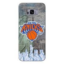 Capa para Celular NBA - Samsung Galaxy S8 G950 - New York Knicks - F04