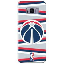Capa para Celular NBA - Samsung Galaxy S8 G950 - Washington Wizards - E28