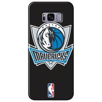Capa para Celular NBA - Samsung Galaxy S8 Plus G955 - Dallas Mavericks - A07