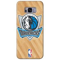 Capa para Celular NBA - Samsung Galaxy S8 Plus G955 - Dallas Mavericks - B07