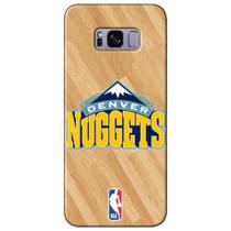 Capa para Celular NBA - Samsung Galaxy S8 Plus G955 - Denver Nuggets - B08