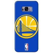 Capa para Celular NBA - Samsung Galaxy S8 Plus G955 - Golden State Warriors - A10