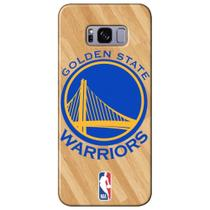 Capa para Celular NBA - Samsung Galaxy S8 Plus G955 - Golden State Warriors - B10