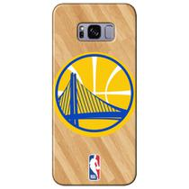 Capa para Celular NBA - Samsung Galaxy S8 Plus G955 - Golden State Warriors - B11