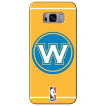 Capa para Celular NBA - Samsung Galaxy S8 Plus G955 - Golden State Warriors - E11