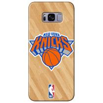 Capa para Celular NBA - Samsung Galaxy S8 Plus G955 - New York Knicks - B22