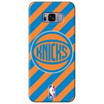 Capa para Celular NBA - Samsung Galaxy S8 Plus G955 - New York Knicks - E01