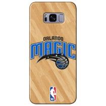 Capa para Celular NBA - Samsung Galaxy S8 Plus G955 - Orlando Magic - B24