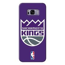 Capa para Celular NBA - Samsung Galaxy S8 Plus G955 - Sacramento Kings - A29