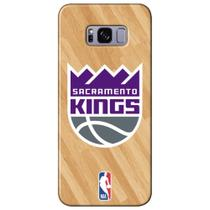 Capa para Celular NBA - Samsung Galaxy S8 Plus G955 - Sacramento Kings - B28