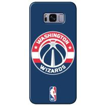 Capa para Celular NBA - Samsung Galaxy S8 Plus G955 - Washington Wizards - A33