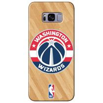 Capa para Celular NBA - Samsung Galaxy S8 Plus G955 - Washington Wizards - B32