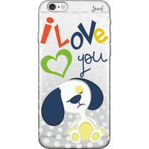 Capa para Celular Samsung A7 2018 - Spark Cases - I Love You 2