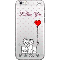 Capa para Celular Samsung A7 2018 - Spark Cases - I love You
