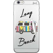 Capa para Celular Samsung J6 Plus - Spark Cases - Long Beach