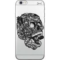 Capa para Celular Samsung J7 Neo - Spark Cases - Caveira -