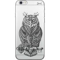 Capa para Celular Samsung J7 Neo - Spark Cases - Coruja -