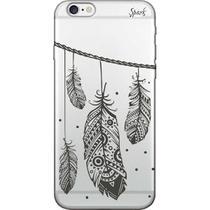 Capa para Celular Samsung J7 Neo - Spark Cases - Penas -